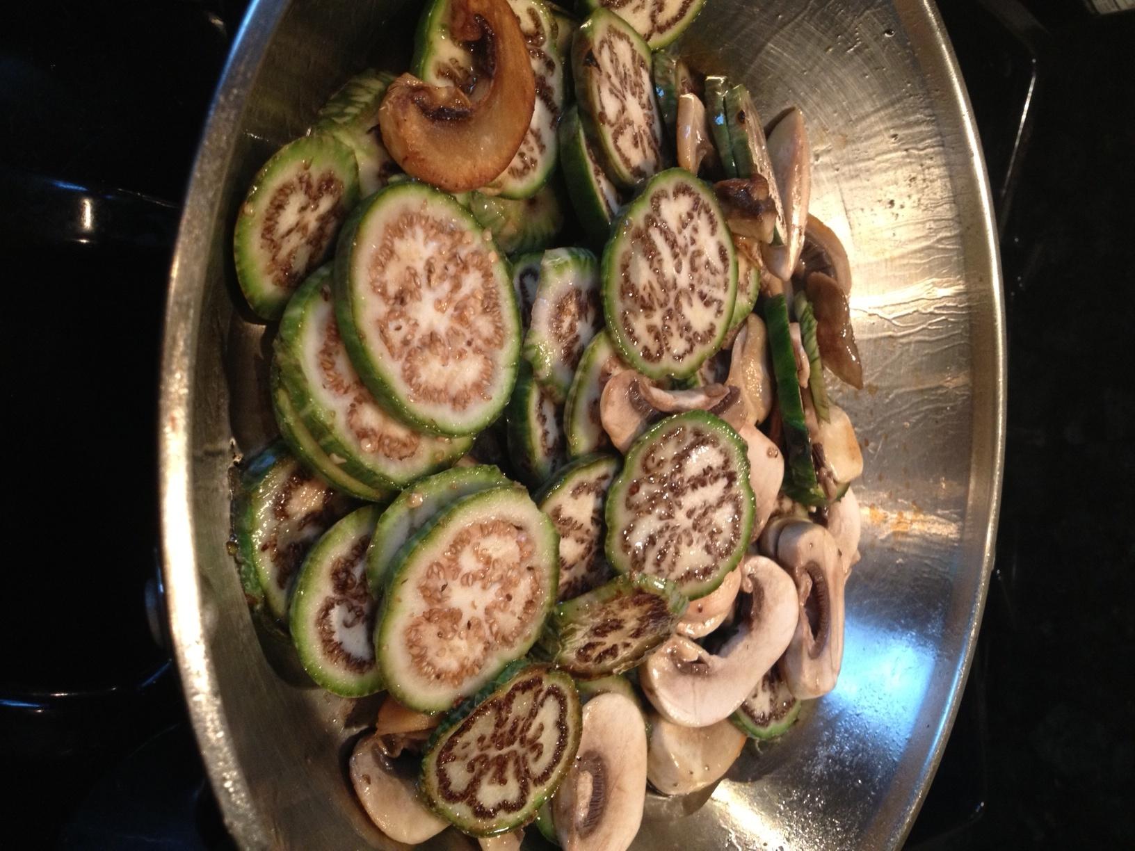 Kermit Eggplant in Tamari Sauce | pantry2plate.com
